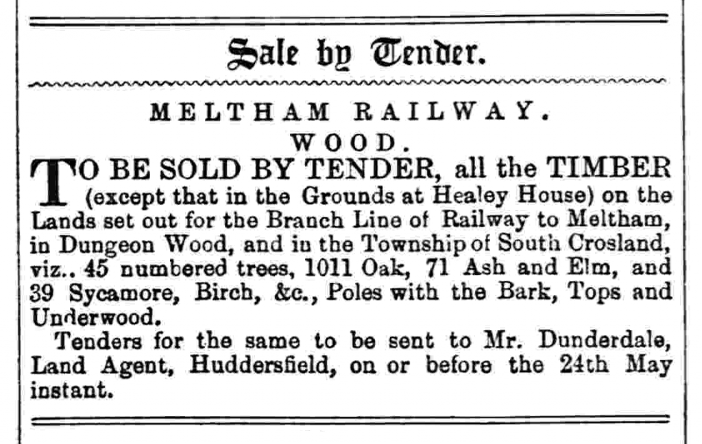 Huddersfield Chronicle 17.May.1862