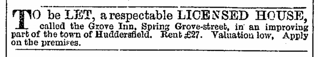 Leeds Mercury 12 January 1856